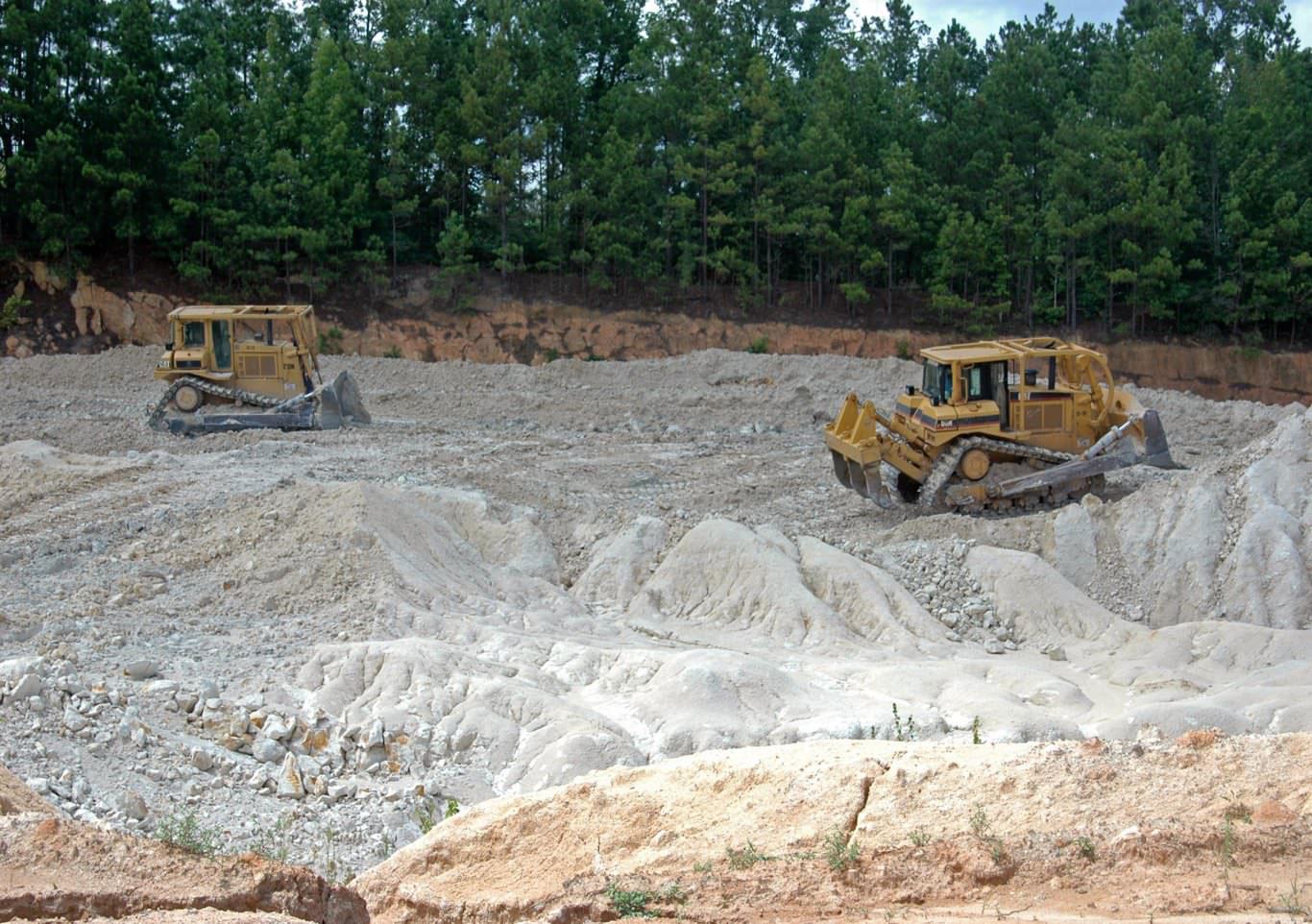 Kaolin Mining Equipment